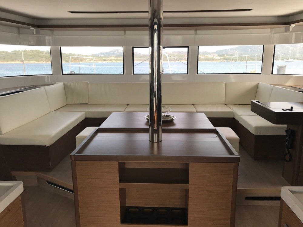 Rental yacht Olbia - Lagoon Lagoon 50 on SamBoat