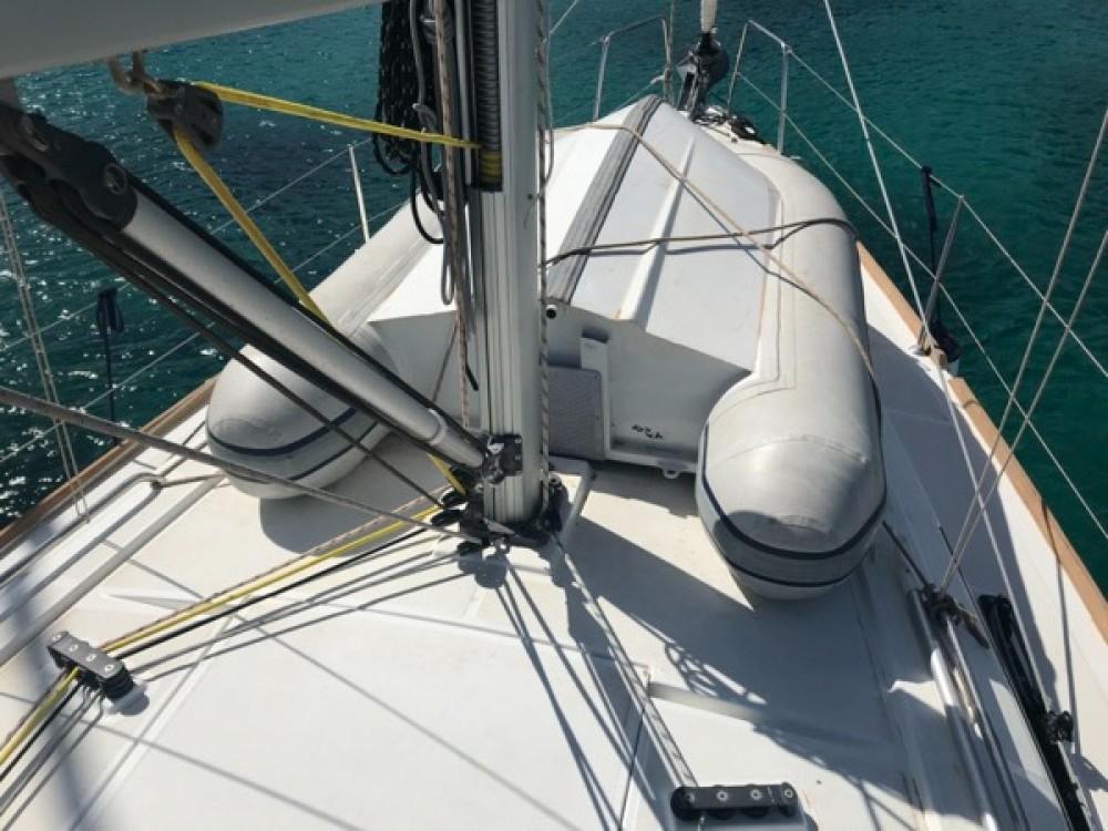 Boat rental Rosignano Marittimo cheap Oceanis 35.1