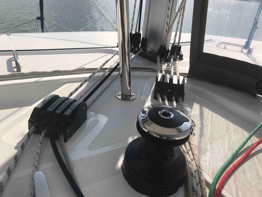 Boat rental Saint-Georges cheap Lagoon 42