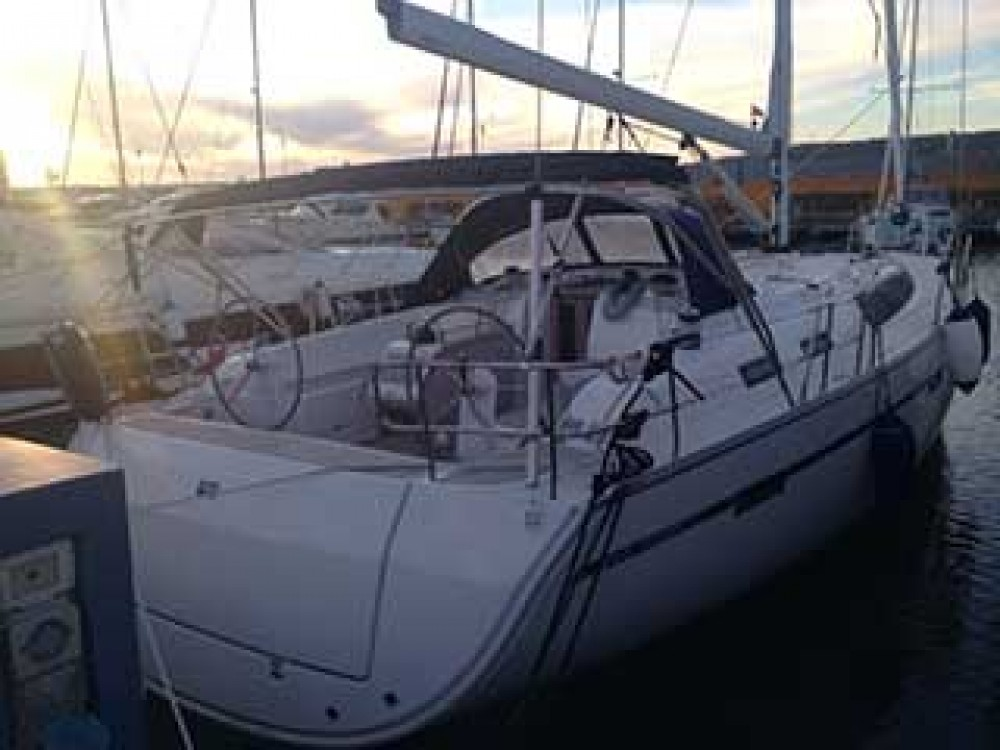 Hire Sailboat with or without skipper Bavaria Canary Islands