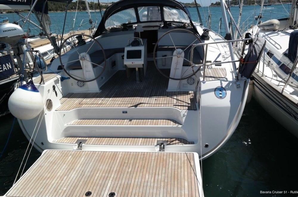 Rental Sailboat in Canary Islands - Bavaria Bavaria Cruiser 51