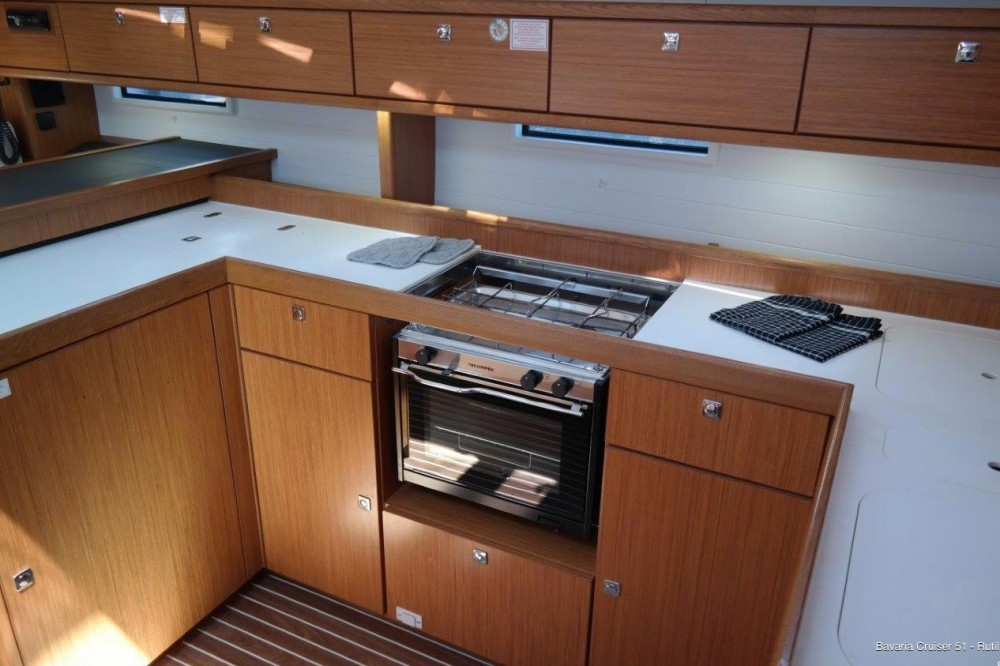 Bavaria Bavaria Cruiser 51 between personal and professional Canary Islands