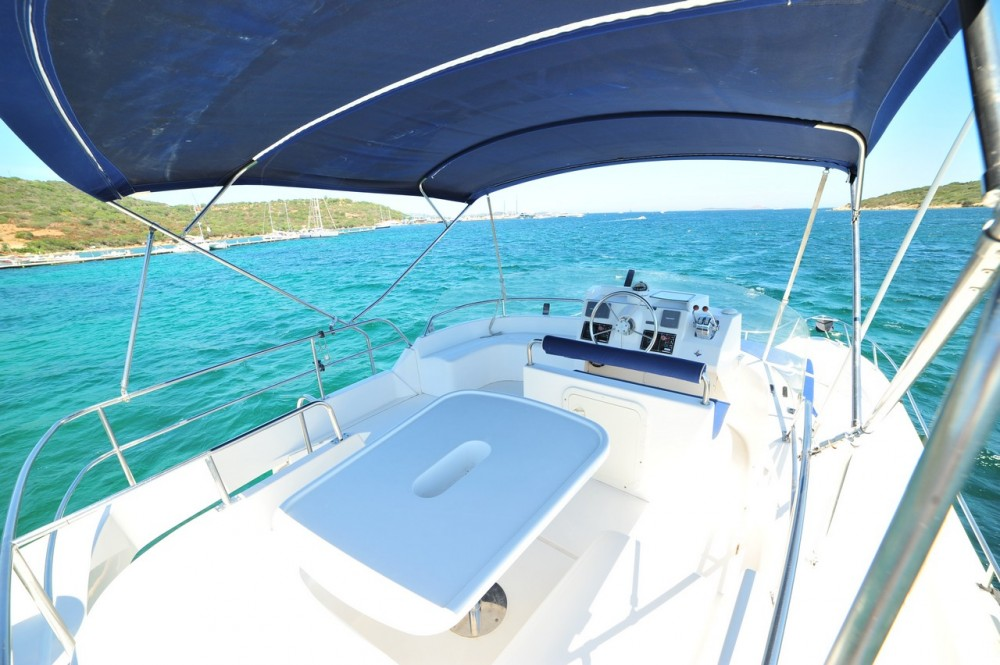 Fountaine Pajot Maryland 37 between personal and professional Olbia