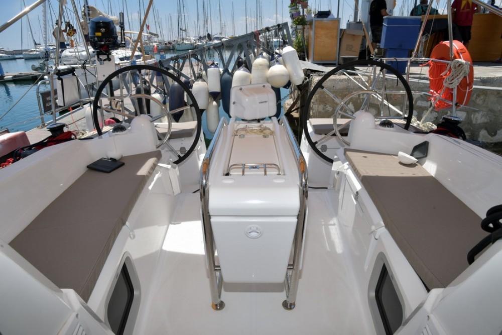 Boat rental Jeanneau Sun Odyssey 389 in Municipality of Kos on Samboat