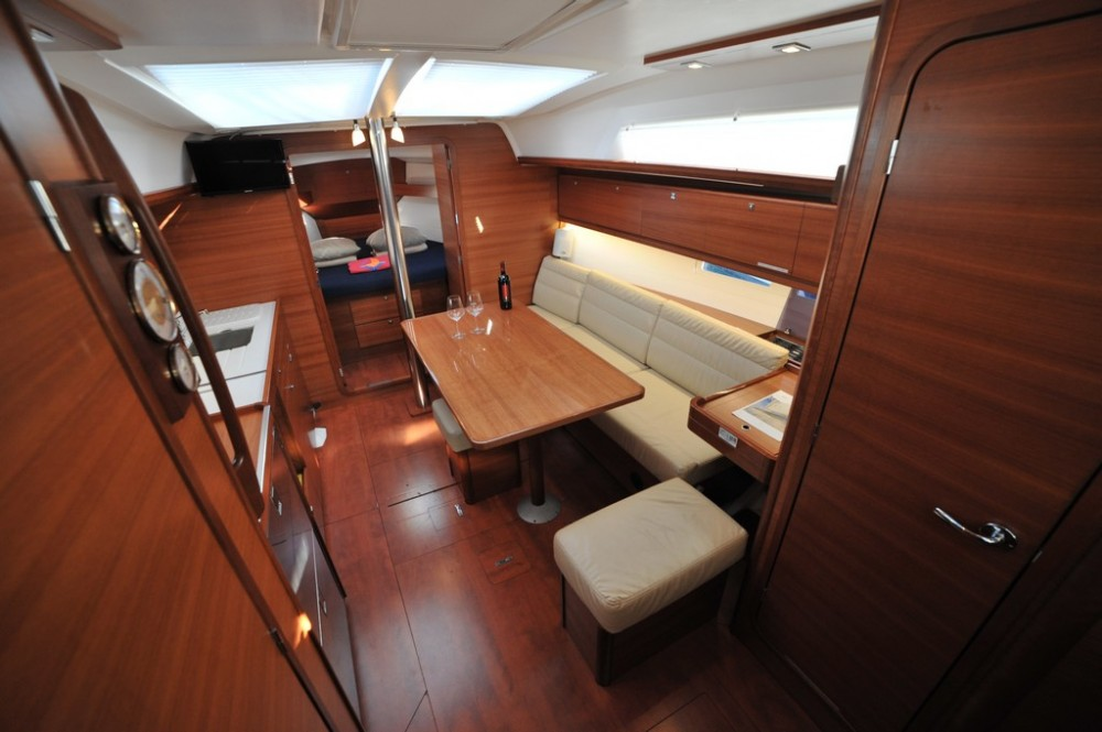 Rental yacht Olbia - Dufour Dufour 382 Grand Large on SamBoat