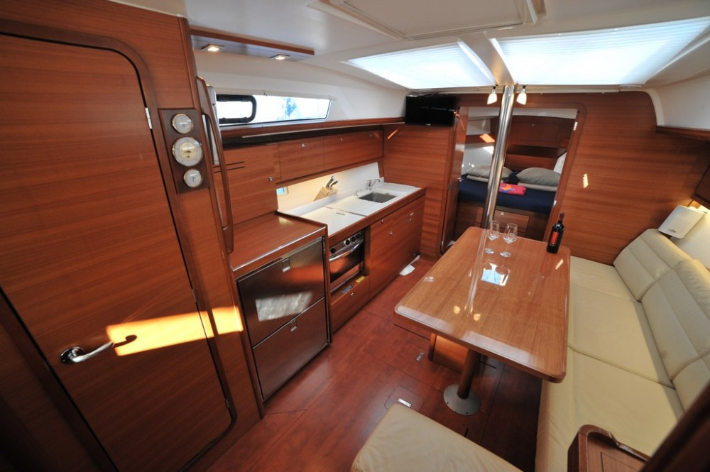 Rental Sailboat in Olbia - Dufour Dufour 382 Grand Large