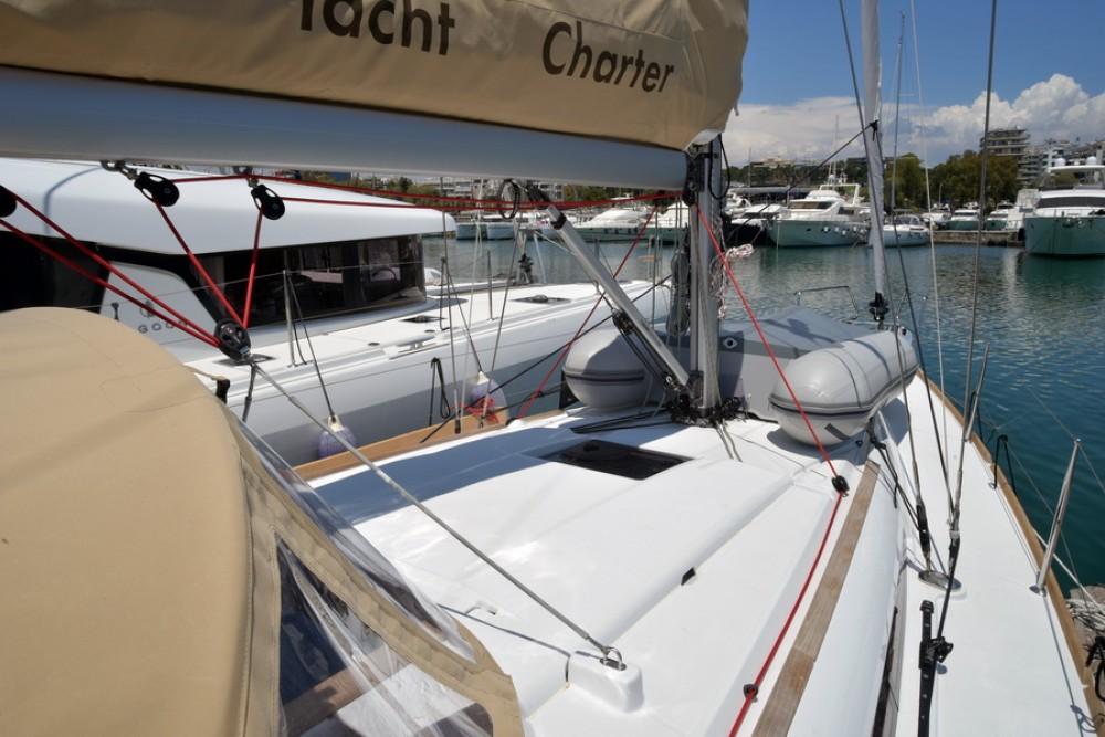 Boat rental Municipality of Kos cheap Sun Odyssey 389