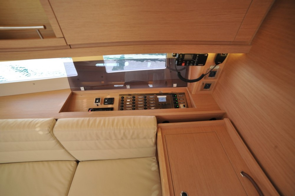 Boat rental Dufour Dufour 56 Exclusive in Olbia on Samboat