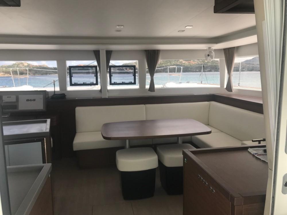 Rental Catamaran in Saint-Georges - Lagoon Lagoon 450