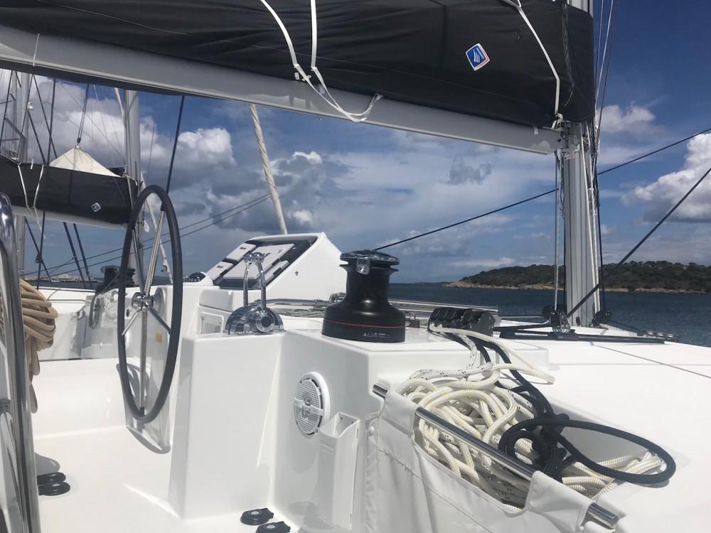 Rental yacht Saint-Georges - Lagoon Lagoon 450 on SamBoat