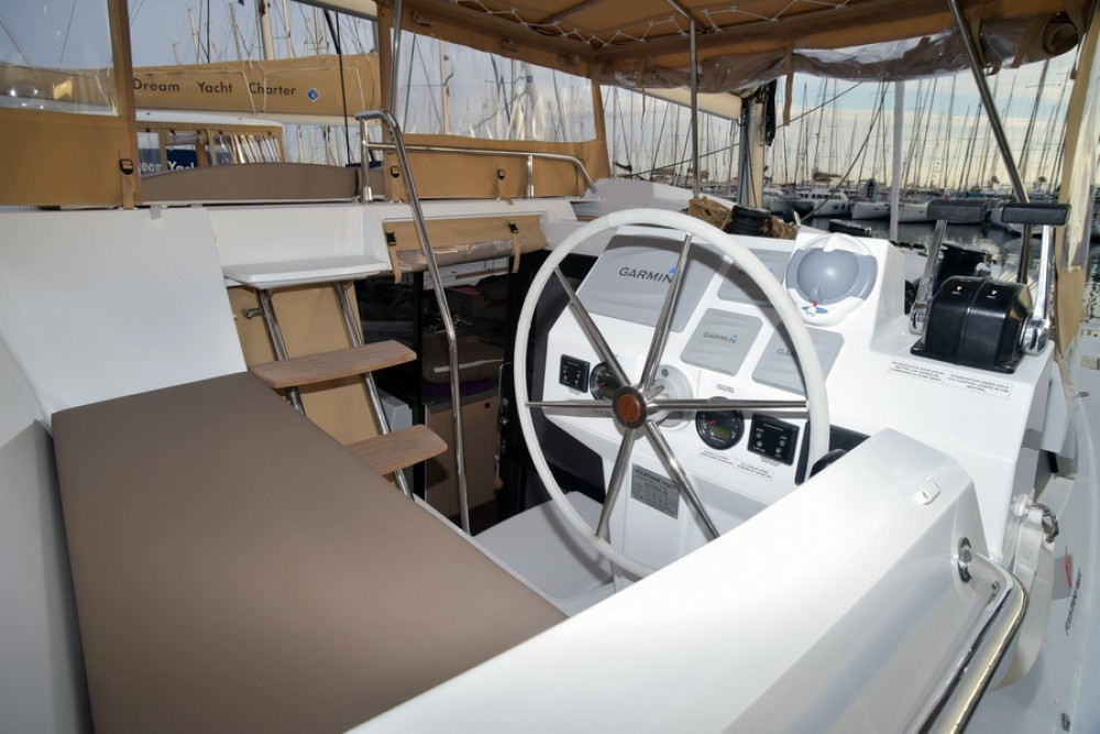 Rental yacht Athens - Fountaine Pajot Astrea 42 on SamBoat