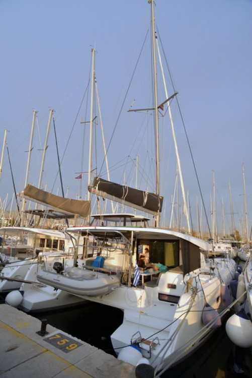 Hire Catamaran with or without skipper  Athens