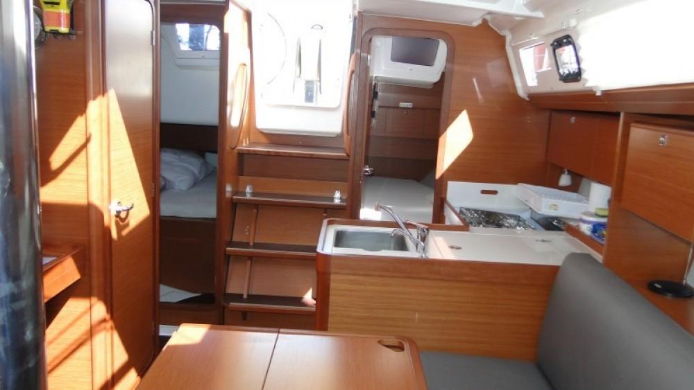 Boat rental Πρέβεζα cheap Dufour 360 Liberty
