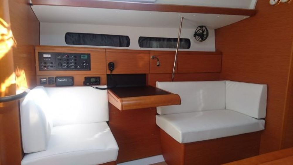 Rental Sailboat in Corfu - Jeanneau Sun Odyssey 449