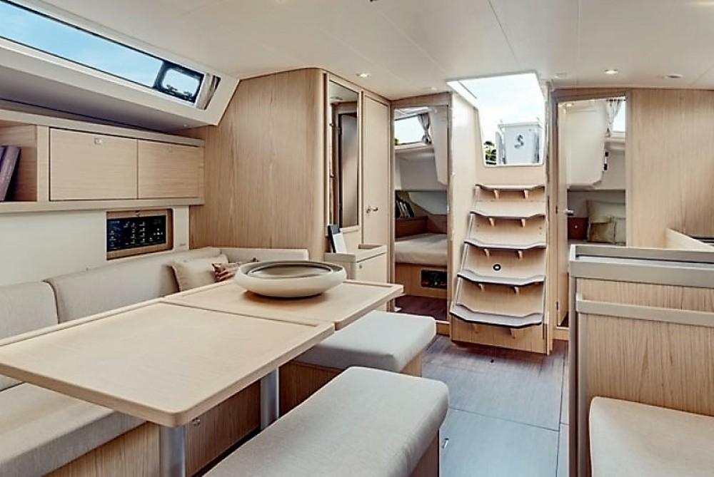 Boat rental Aegean cheap Oceanis 41.1