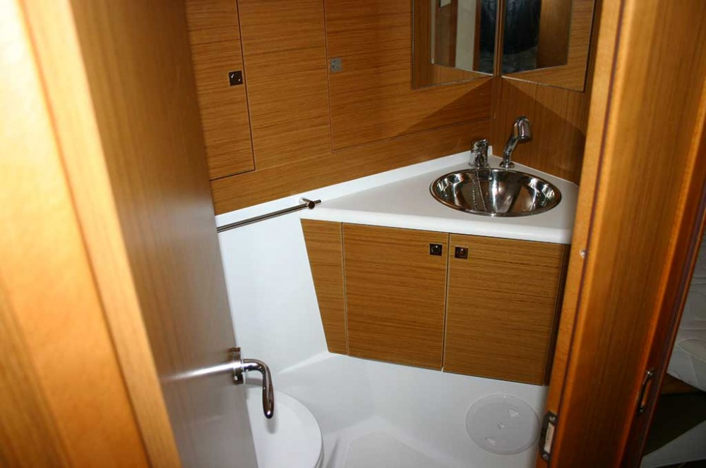 Boat rental Canary Islands cheap Sun Odyssey 44i