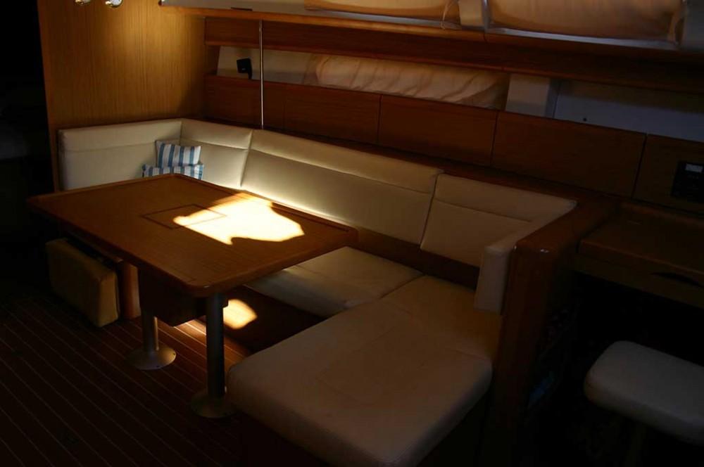 Rental Sailboat in Canary Islands - Jeanneau Sun Odyssey 44i