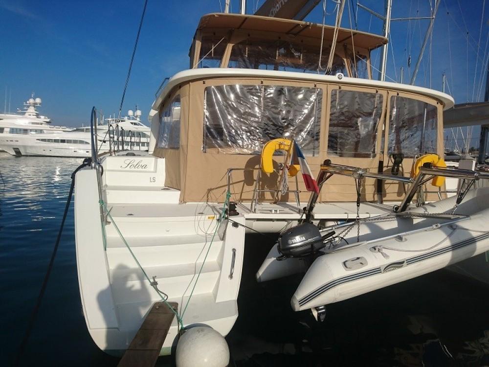 Rental Catamaran in Corfu - Lagoon Lagoon 450