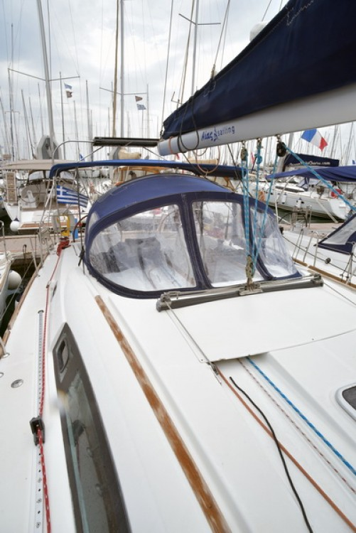 Bénéteau Oceanis 43 between personal and professional Laurium