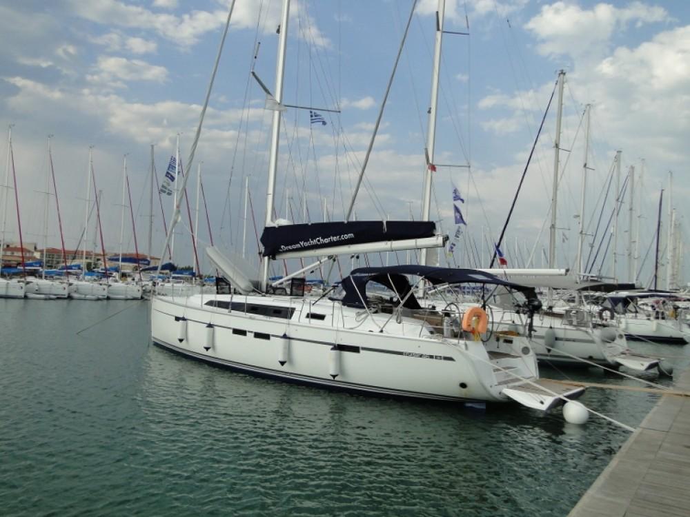 Rental yacht Laurium - Bavaria Bavaria Cruiser 46 on SamBoat