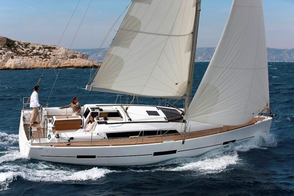 Rental yacht Peloponnese, Western Greece and the Ionian - Dufour Dufour 410 Grand Large on SamBoat