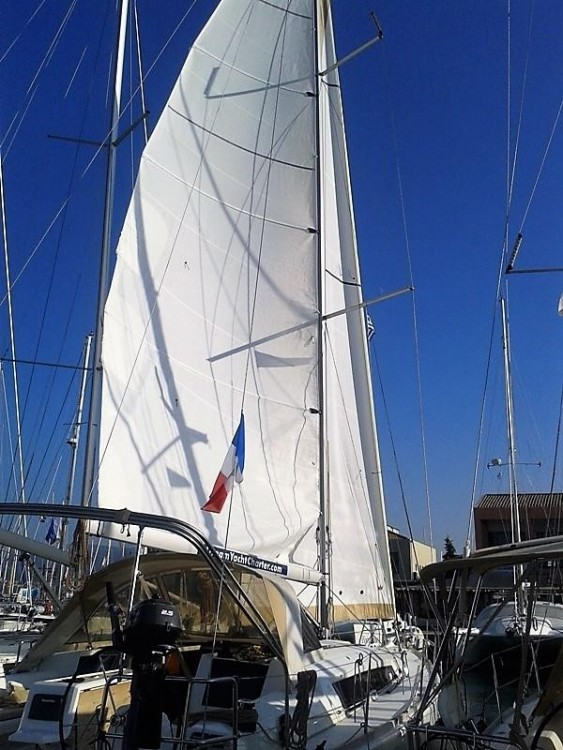 Boat rental Peloponnese, Western Greece and the Ionian cheap Dufour 410 Grand Large