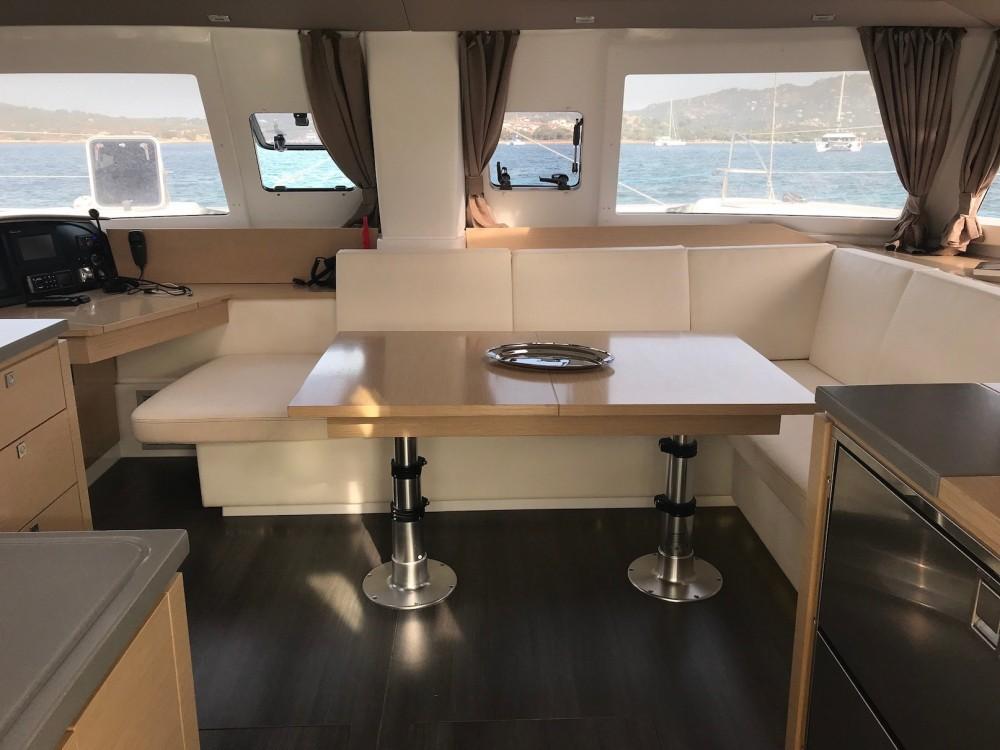 Rental Catamaran in  - Fountaine Pajot Helia 44