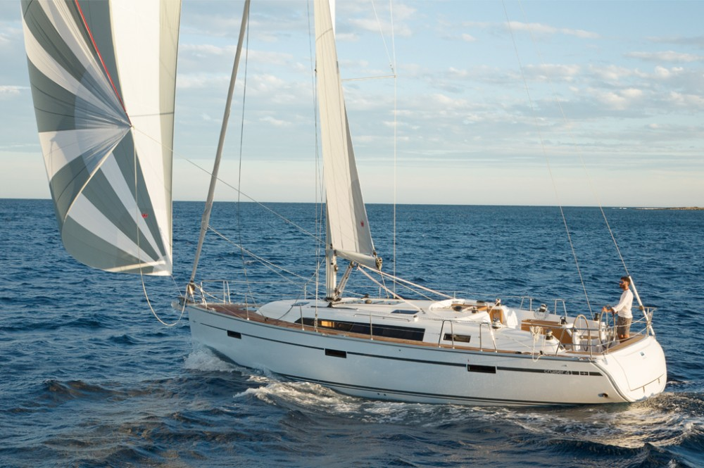 Boat rental Cos cheap Bavaria 41