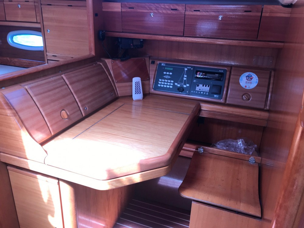 Rent a Bavaria Bavaria 50 Cruiser