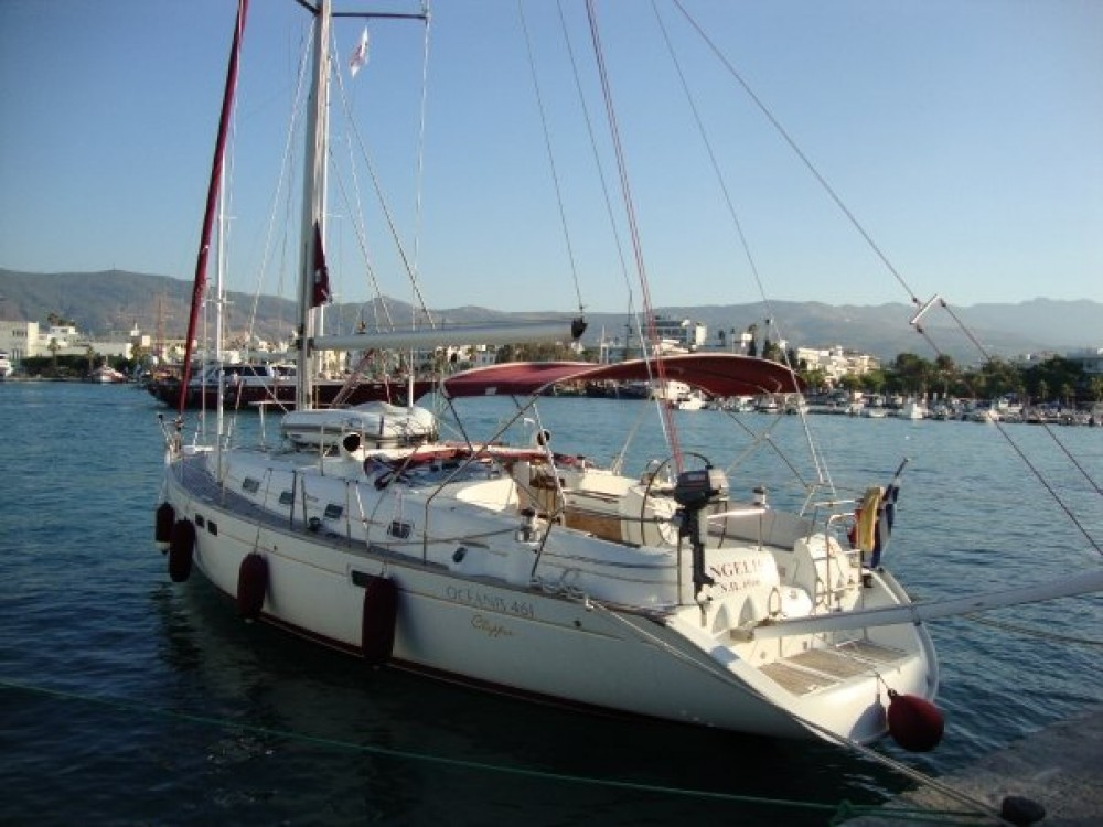 Sailboat for rent Cos at the best price