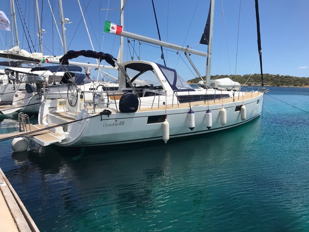 Rental yacht Palma - Bénéteau Oceanis 48 on SamBoat