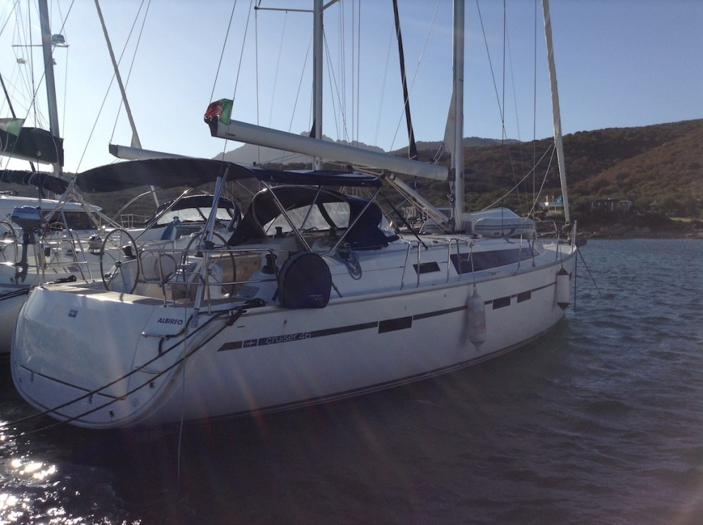 Boat rental Bavaria Bavaria Cruiser 46 in Sardinia on Samboat