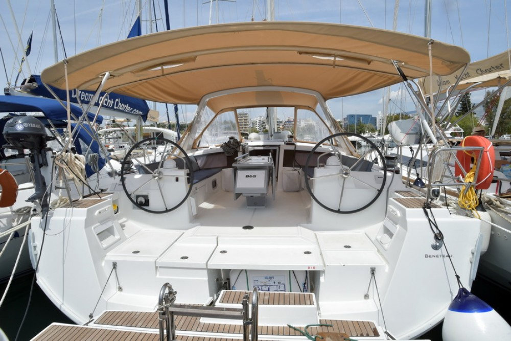 Rent a Bénéteau Oceanis 48 Peloponnese, Western Greece and the Ionian