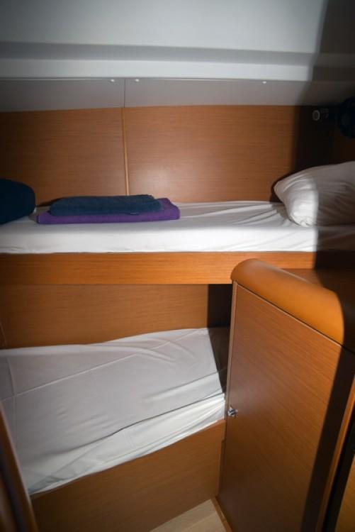 Rental Sailboat in Athens - Jeanneau Sun Odyssey 449