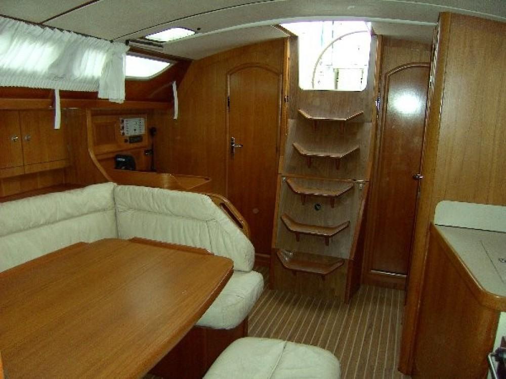 Rental yacht Athens - Jeanneau Sun Odyssey 37.1 on SamBoat