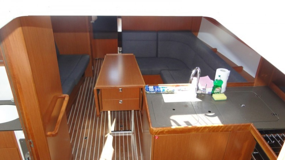 Boat rental Peloponnese, Western Greece and the Ionian cheap Bavaria 37