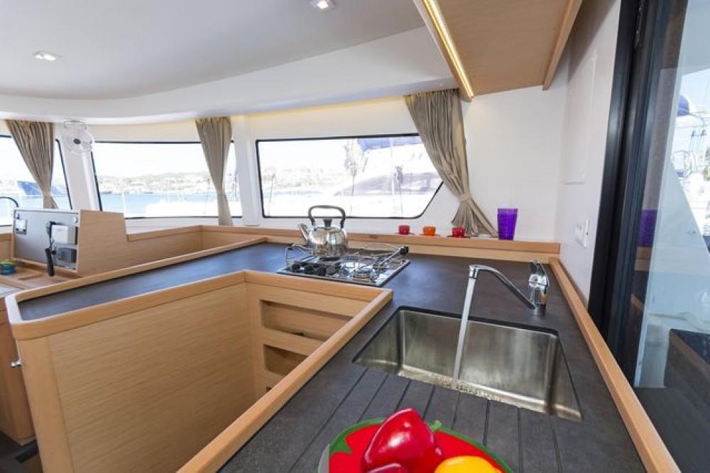 Rental yacht Skiathos - Lagoon Catamaran Lagoon 42 on SamBoat