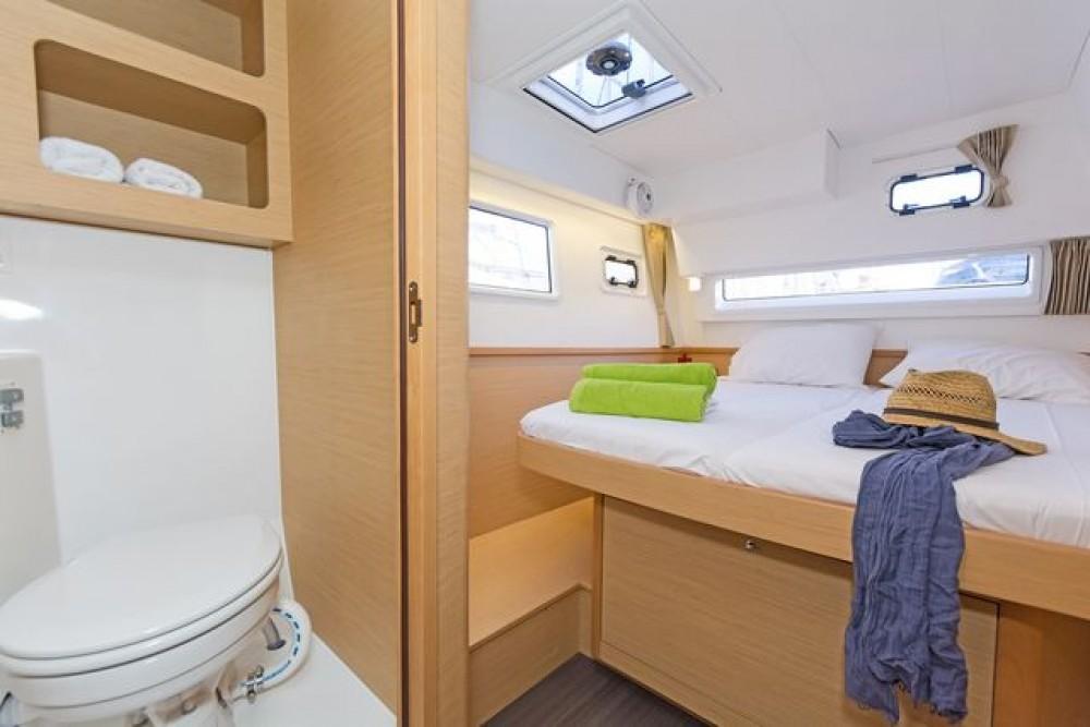 Hire Catamaran with or without skipper Lagoon Catamaran Nafplio