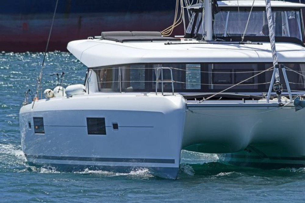Rental Catamaran in Nafplio - Lagoon Catamaran Lagoon 42