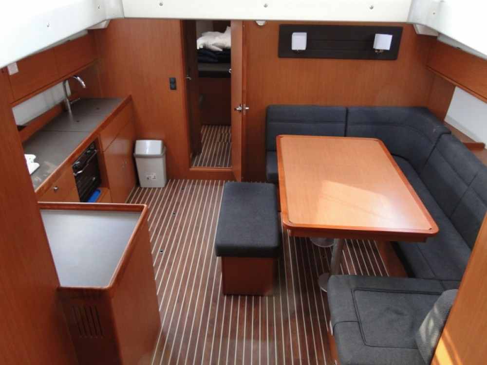 Bavaria Bavaria Cruiser 46 between personal and professional Laurium