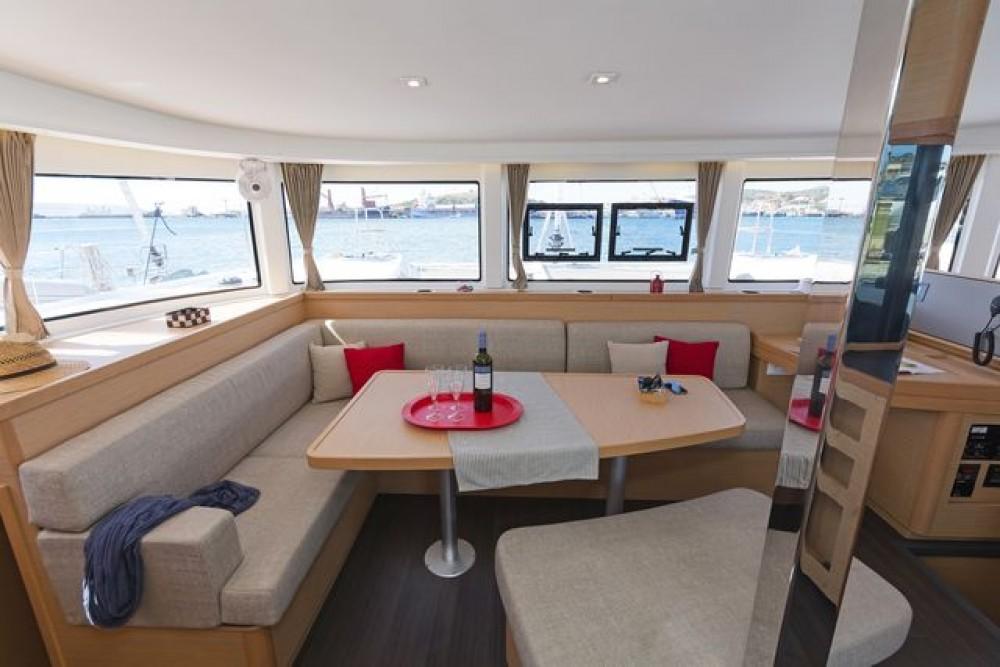 Rental Catamaran in Peloponnese, West Greece and Ionian Sea - Lagoon Catamaran Lagoon 42