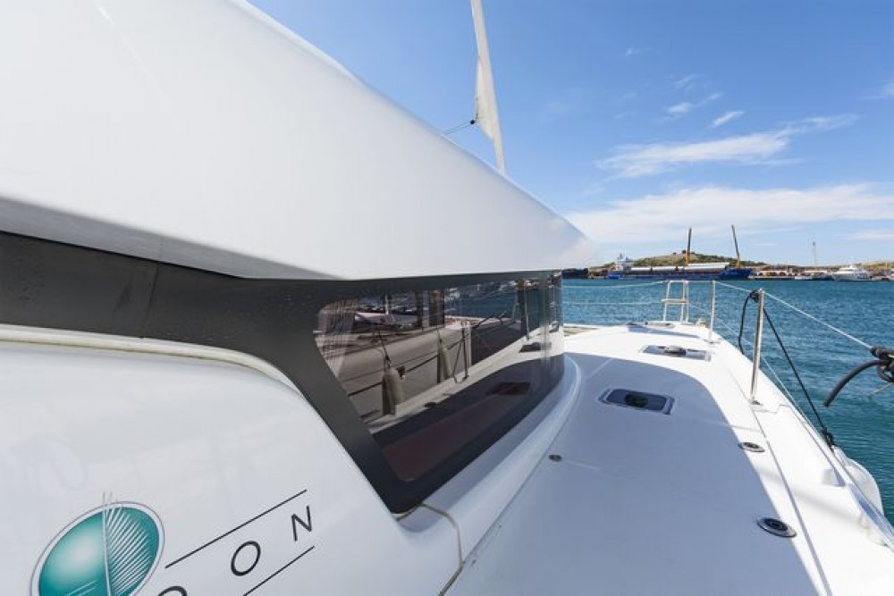 Rental yacht Athens - Lagoon Catamaran Lagoon 42 on SamBoat
