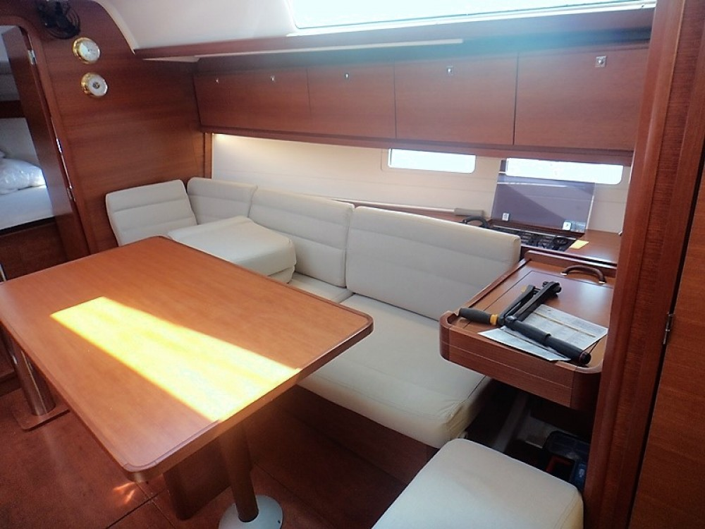 Dufour Dufour 382 Grand Large between personal and professional Aegean