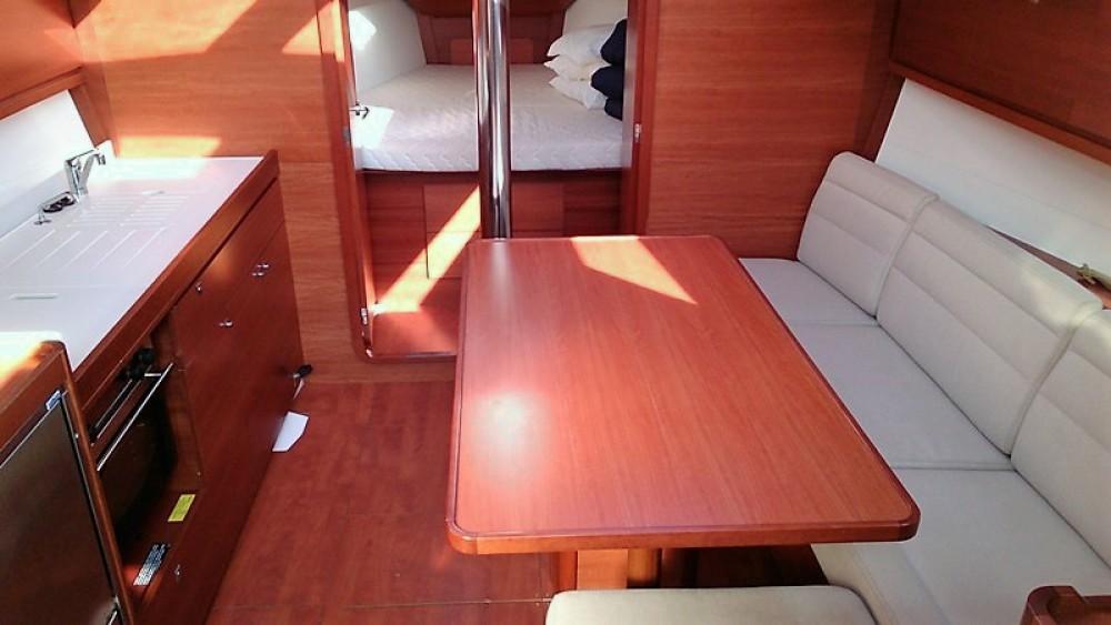 Rental yacht Corfu - Dufour Dufour 382 Grand Large on SamBoat