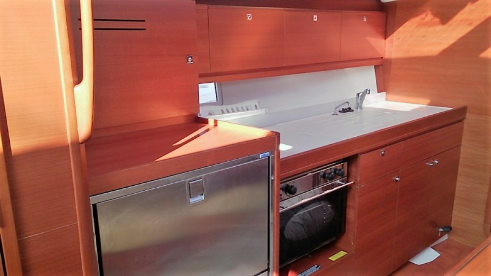 Dufour Dufour 382 Grand Large between personal and professional Corfu