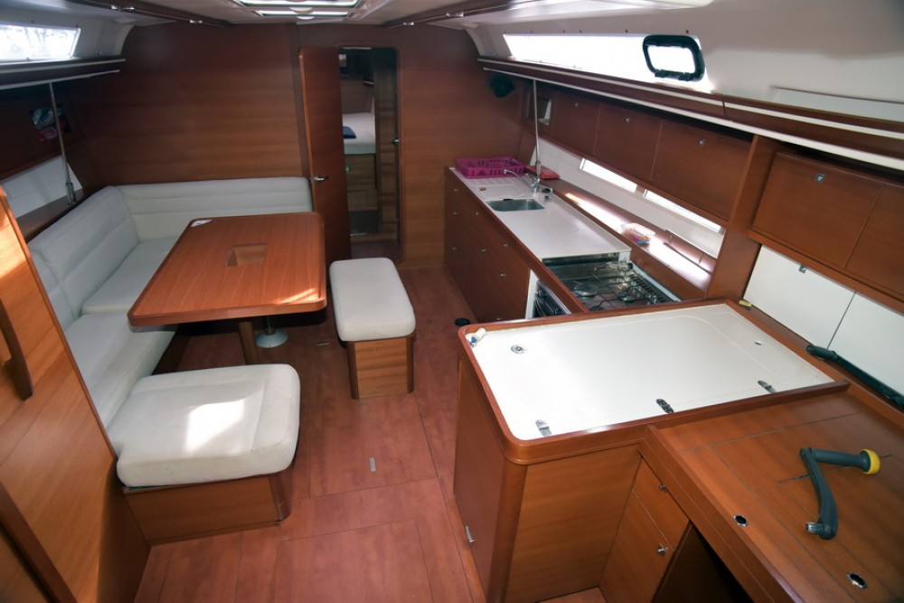 Boat rental Athens cheap Dufour 450 Grand Large