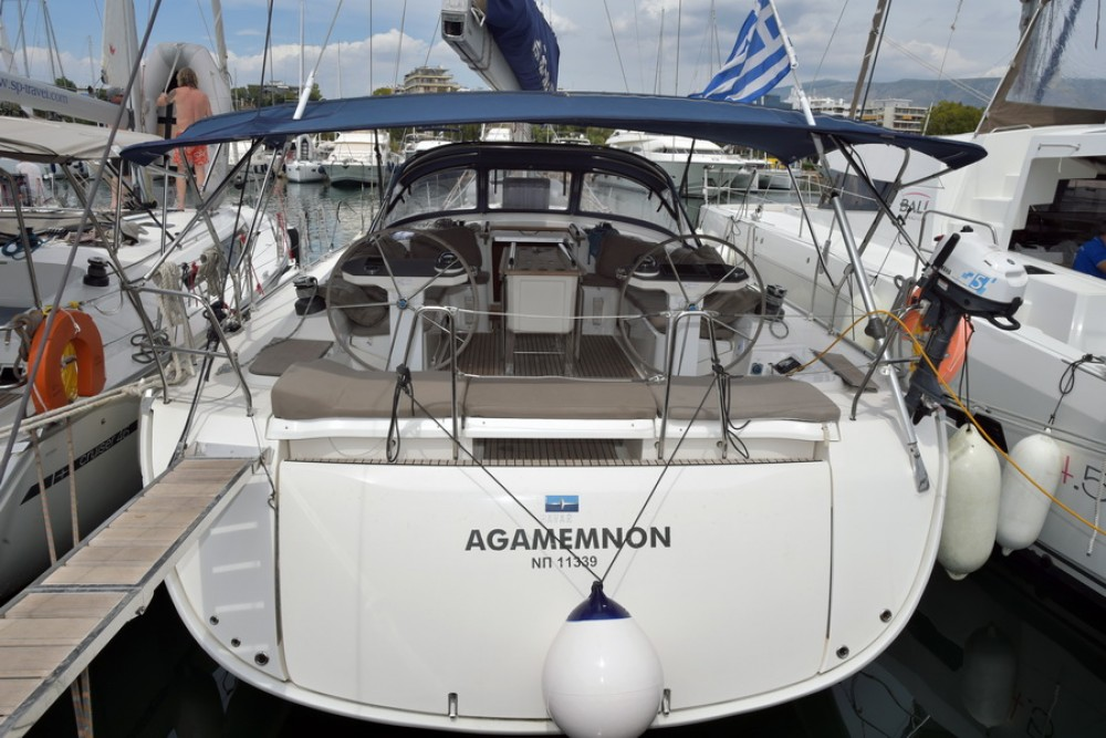 Bavaria Bavaria Cruiser 56 between personal and professional Athens