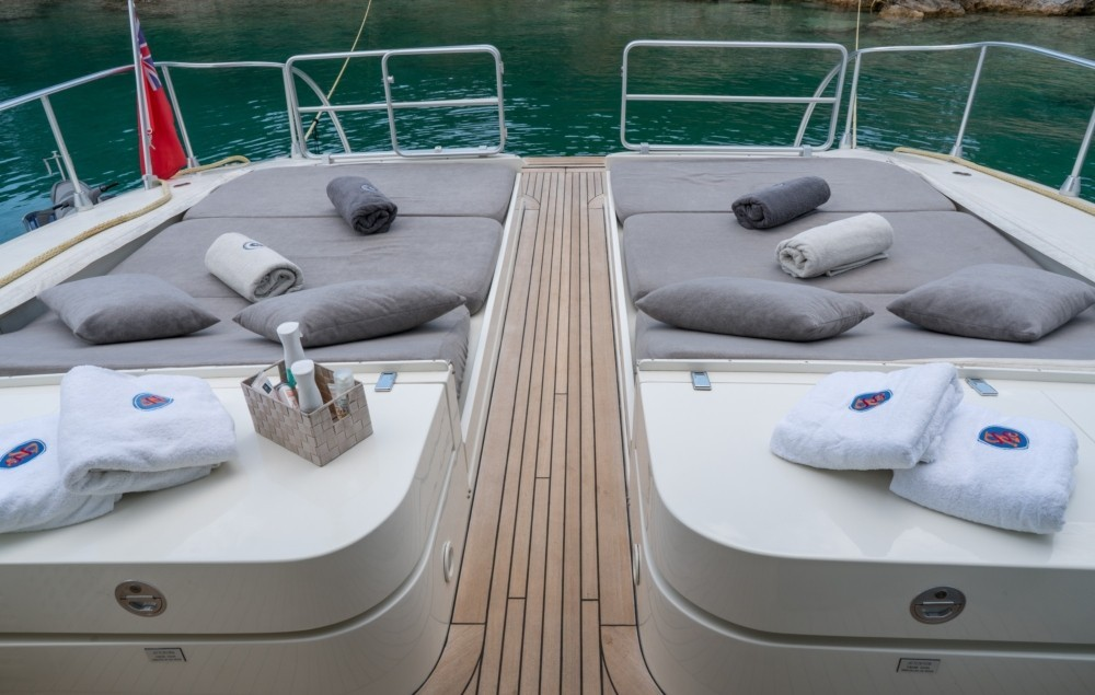 Rental Yacht in Athens -  Leopard Arno 89