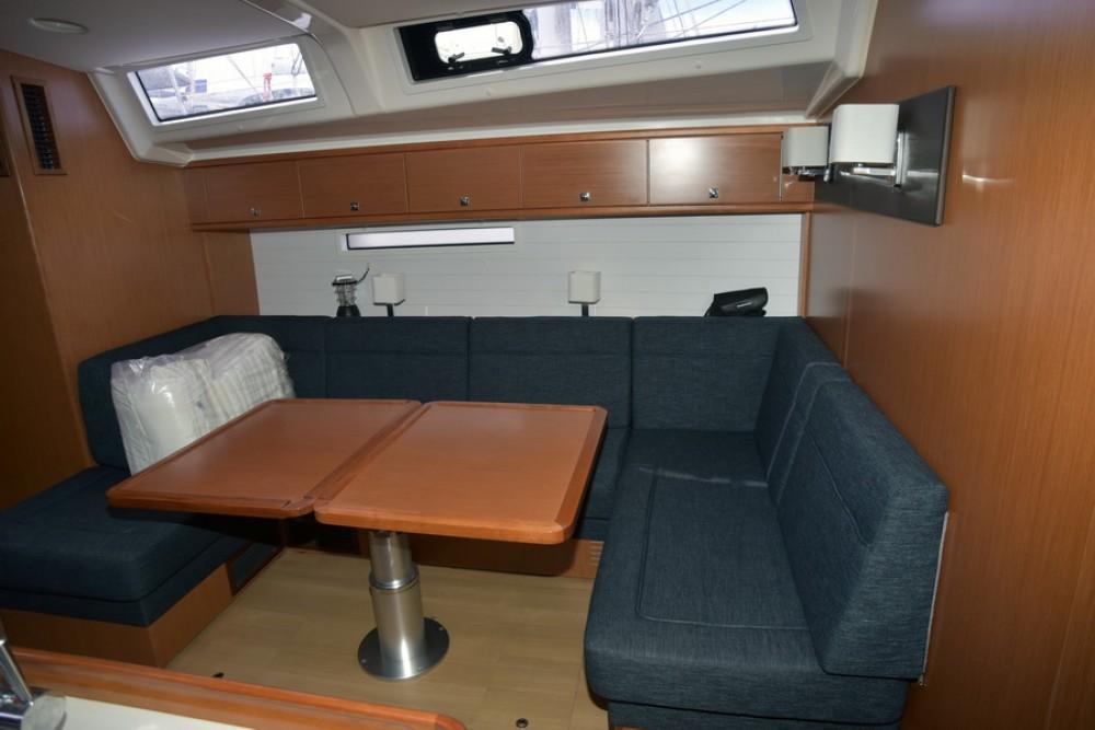 Rental Sailboat in Athens - Bavaria Bavaria Cruiser 56