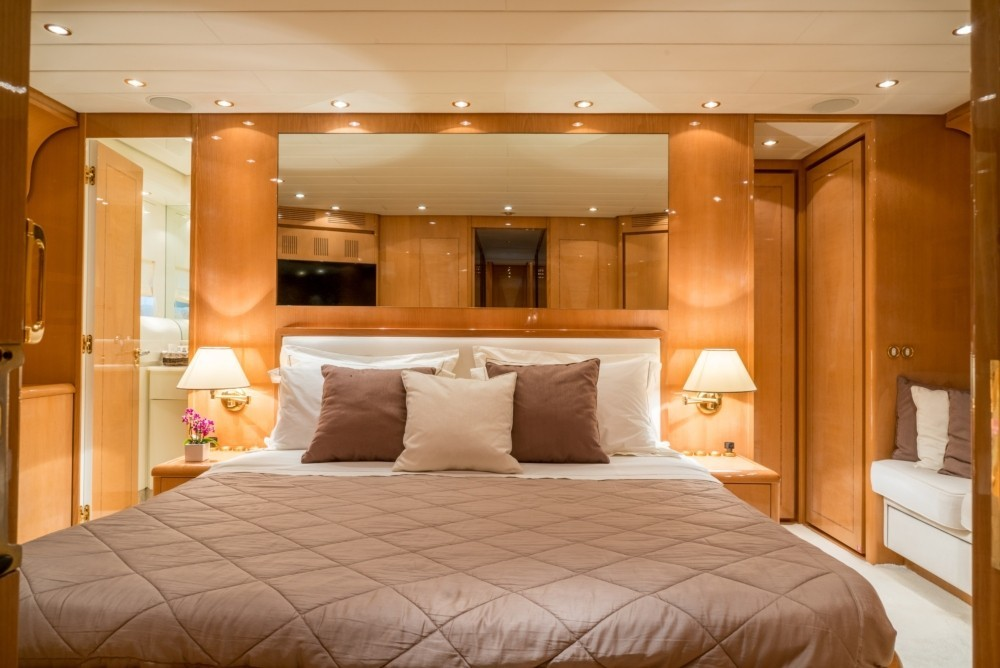 Rental yacht Athens -  Leopard Arno 89 on SamBoat